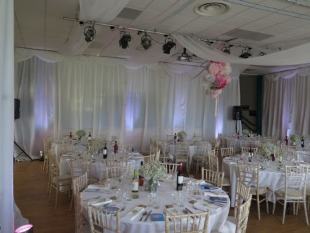 Wedding Drapes Stroud