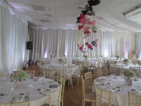 Wedding Draping Stroud
