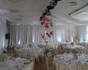 Wedding Drapes Hire. Hire Draping For Your Wedding