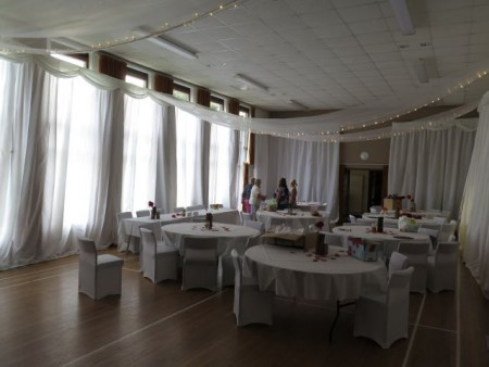 Wedding Drapes Cirencester