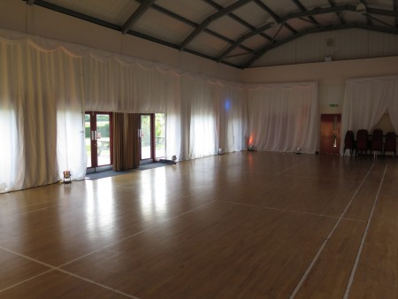 Hereford Village Hall Wedding