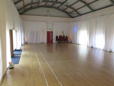 Herefordshire Drapes hire
