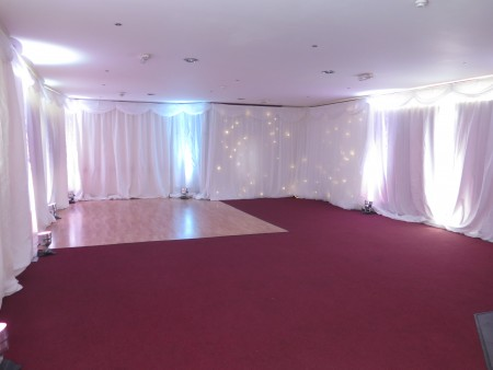 Cirencester Wedding Draping