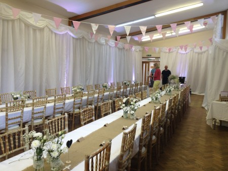 Drapes and lighting hire Walsall