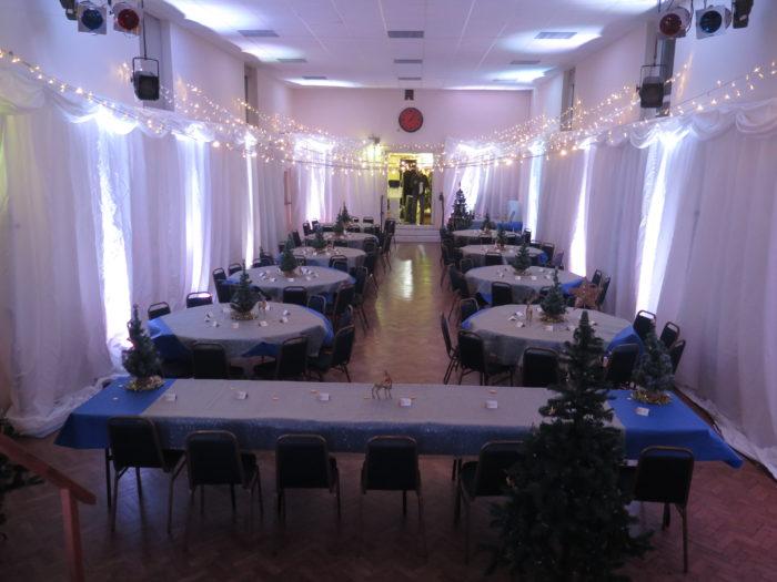 Wedding Venue Drapes Wiltshire