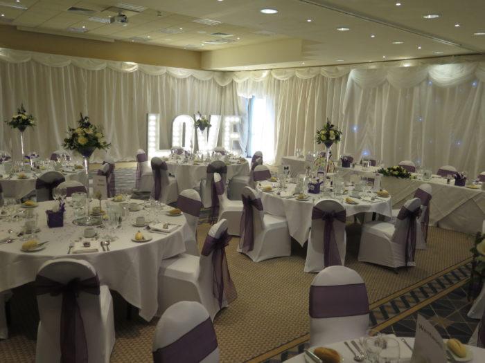 Wedding Drapes Wiltshire